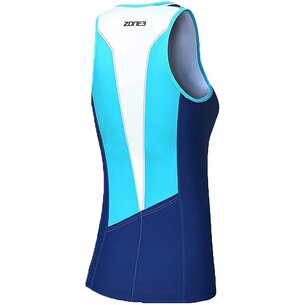 Zone3 Womens Lava Long Distance Top