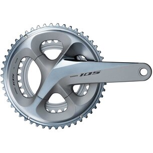 Shimano 105 R7000 Road Chainset   53 39