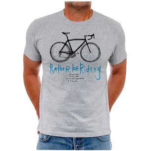 Cycology Rather be Riding Short Sleeve Tee