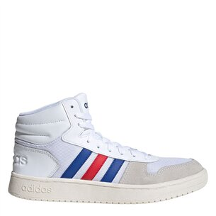 adidas Hoops 2.0 Mid Mens Hi Tops