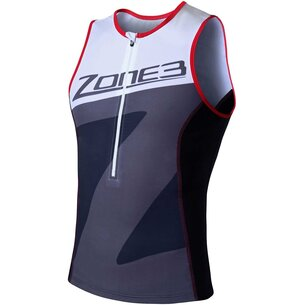 Zone3 Lava Long Distance Sleeveless Top