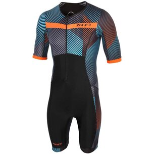 Zone3 Activate Plus Momentum Short Sleeve Tri Suit