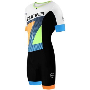 Zone3 Lava Long Distance Short Sleeve Aerosuit Limited Edition Print