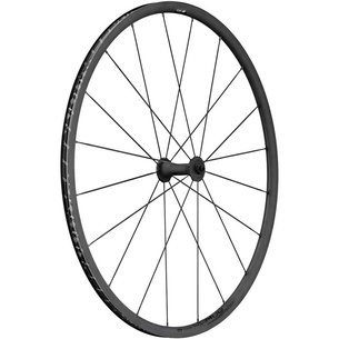 DT Swiss 1400 Dicut Oxic 21mm Clincher Rim Brake 700c Front Wheel