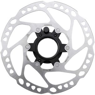 Shimano Steps RT EM600 Centre Lock Disc Rotor with lock Ring