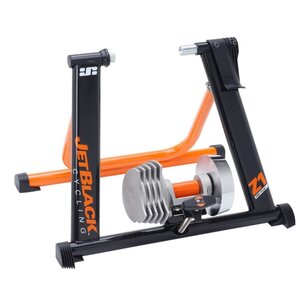 Jet Black Black Z1 Pro Fluid Cycle Trainer
