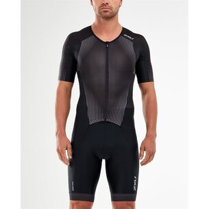 2XU Peform Full Zip Sleeved Trisuit