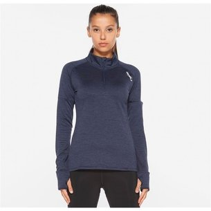 2XU Ignition  quarter  Zip Womens Jersey