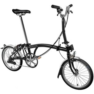 Brompton M6L Super Light 2021 Folding Bike