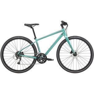 Cannondale Quick 3 Disc 2021 Womens Hybrid Bike