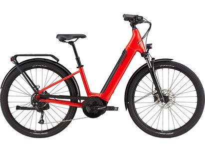 Cannondale Adventure Neo 3 Equipped 2021 Electric Hybrid Bike