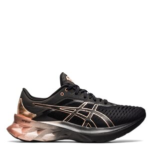 Asics Novablast Platinum Running Shoes Ladies