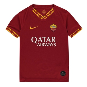 Nike AS Roma Short Sleeve Shirt Kids