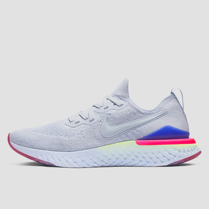 Nike Epic React FlyKnit 2 Trainers Ladies
