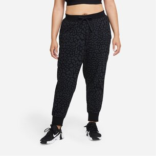Nike Dri FIT Get Fit Printed Training Bottoms Womens