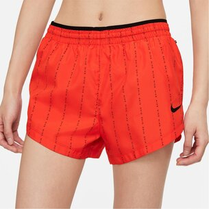 Nike Dri FIT Tempo Luxe Icon Clash Running Shorts Womens