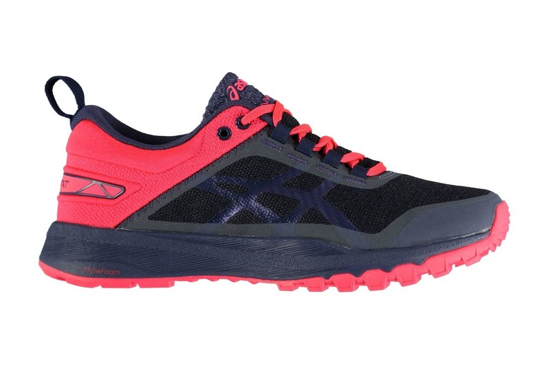 asics gecko xt trail running shoes - women's elite