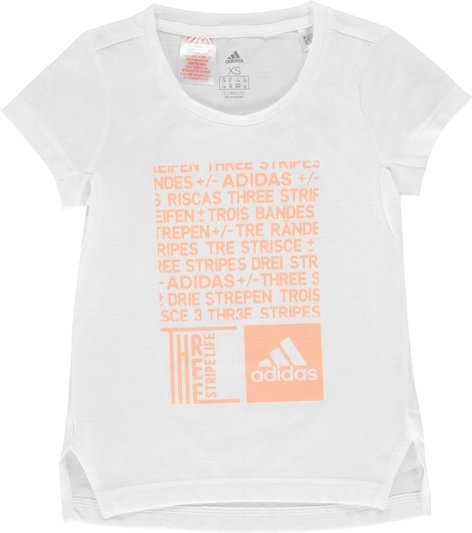 TR Graphic T-Shirt Junior Girls