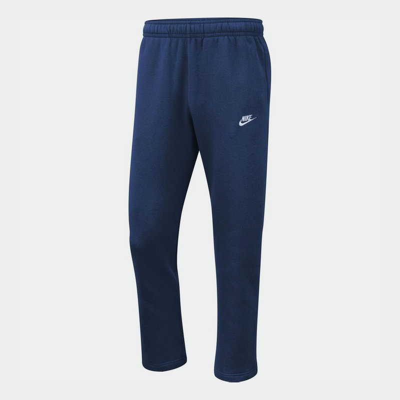 Open Hem Sweatpants Mens