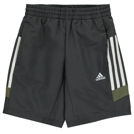 Tri Coloured Shorts Junior Boys