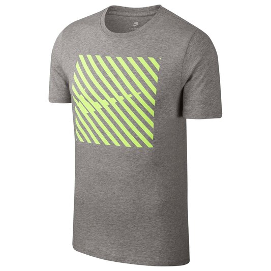 Striped QT T Shirt Mens