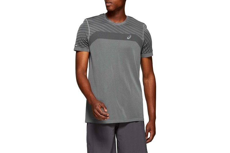 Seamless T Shirt Mens