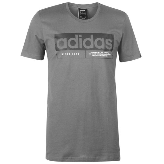 New Box Linea T Shirt Mens