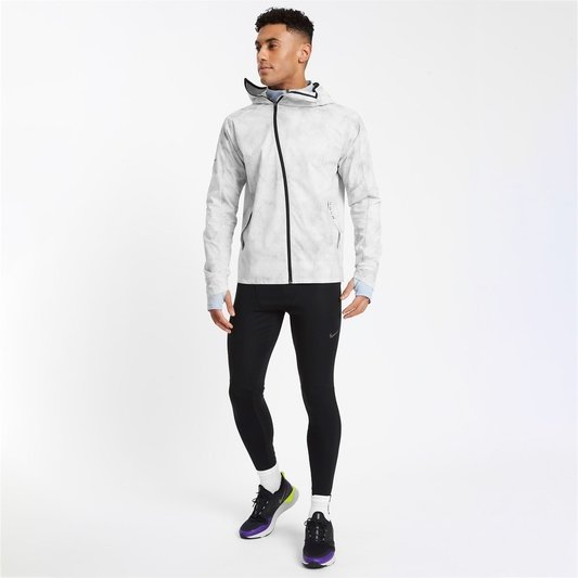 Shield Tech Pack Running Jacket Mens