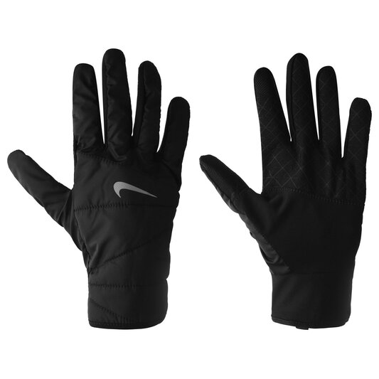 Quilted Gloves Mens