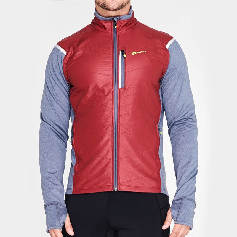 Alpha Hybrid Cycling Jacket Mens