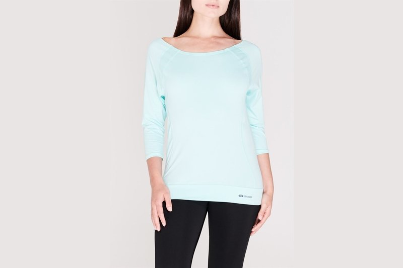 Verve Three Quarter T Shirt Ladies