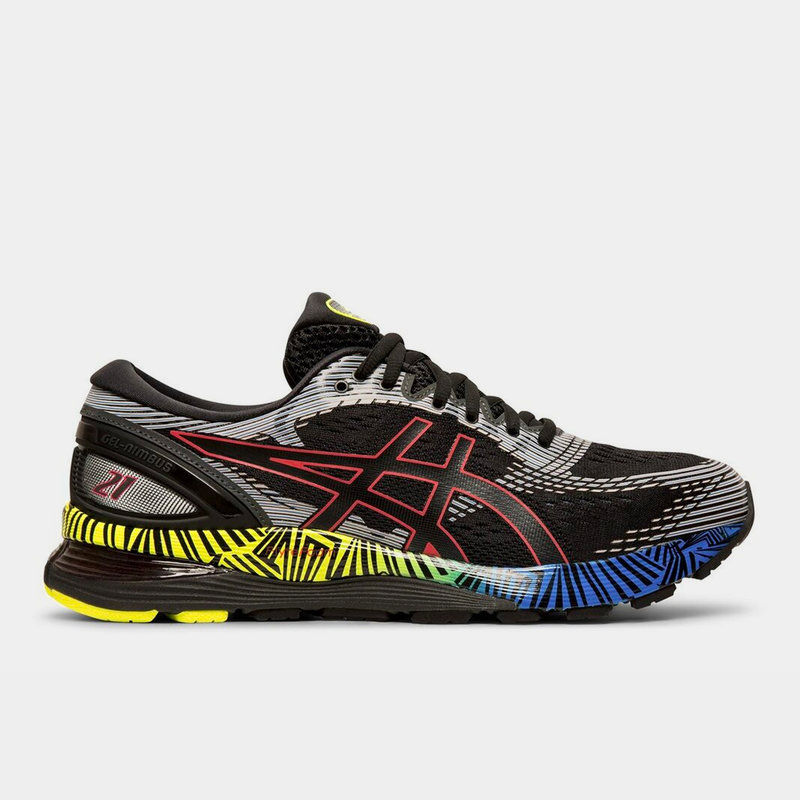 GEL Nimbus 21 LS Mens Running Shoes