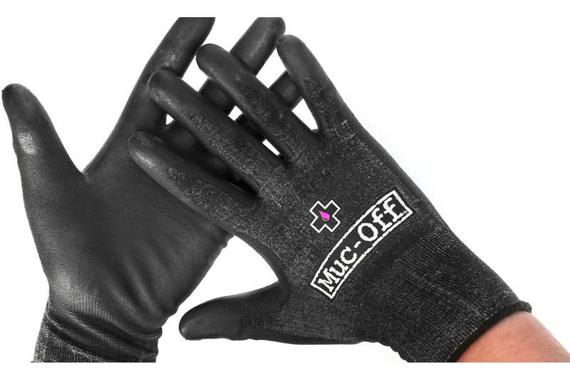 Muc-Off Mechanics Gloves L
