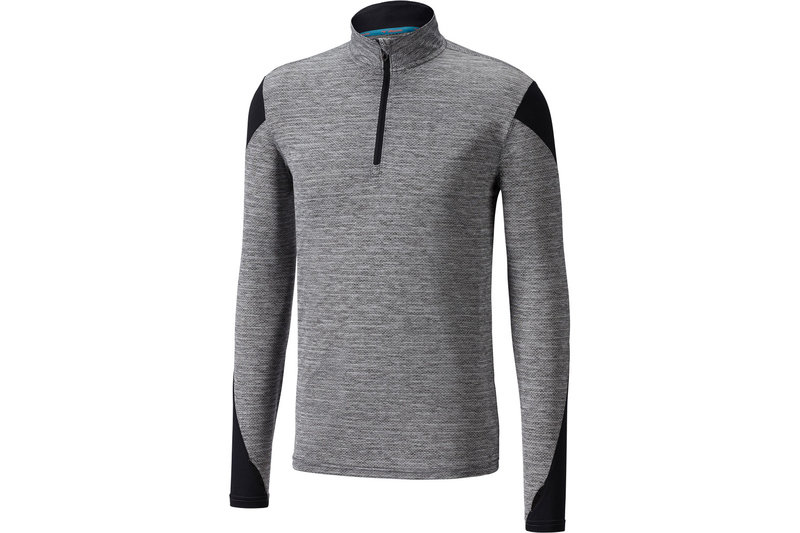 Mizuno Alpha Long Sleeve Half Zip
