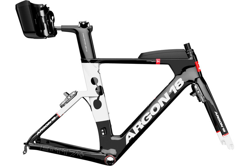 Argon 18 E-117 Tri Plus Frameset 2018