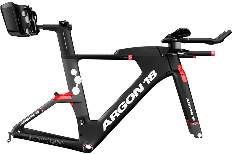 Argon 18 E-119 Tri Plus Frame Kit 2018