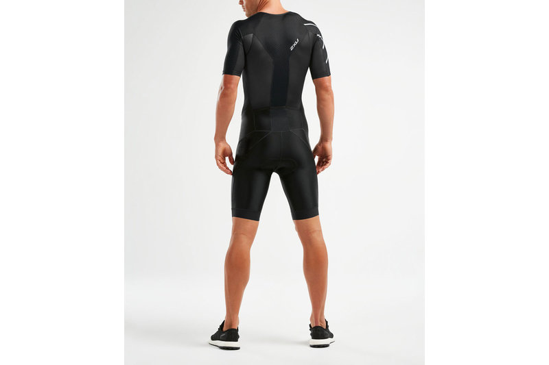 2XU PerformFullZip Sleeved Trisuit