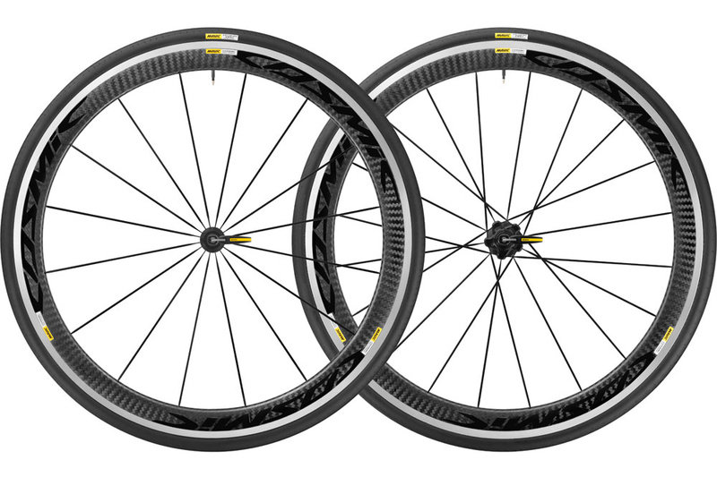 Mavic Cosmic Pro Carbon Clincher Wheelset 2019
