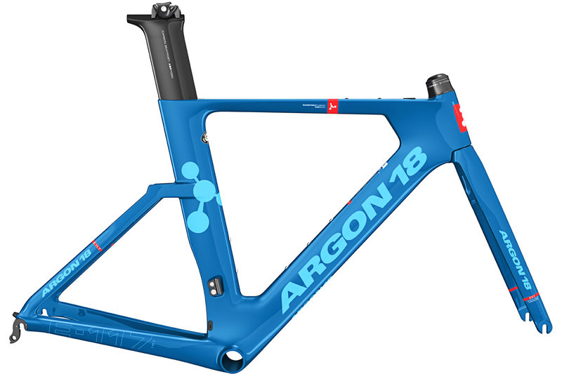 Argon 18 E-117 Tri Frame Kit 2018