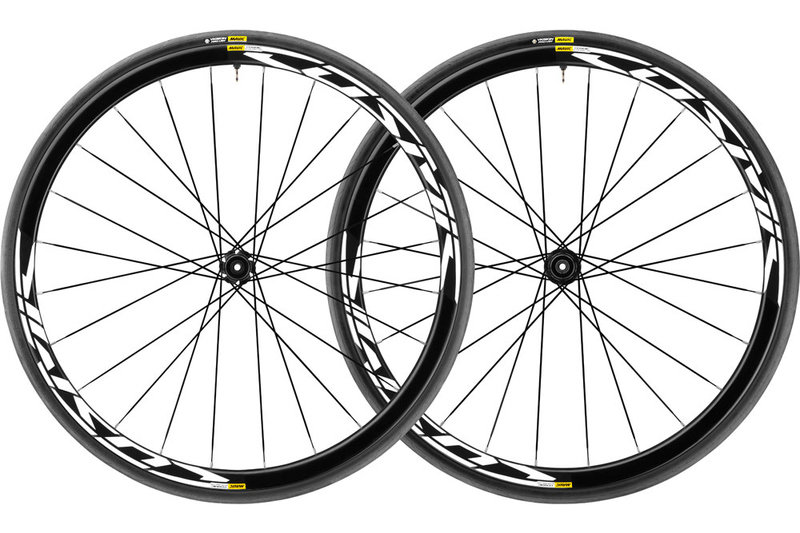 Mavic Cosmic Elite UST Disc Wheelset 2019