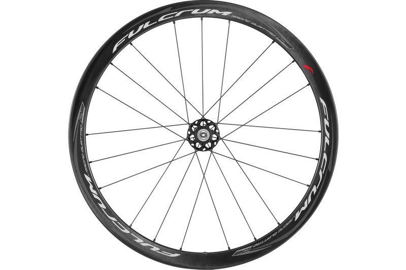 Fulcrum RACING QUATTRO CARBON DB Shimano Wheelset
