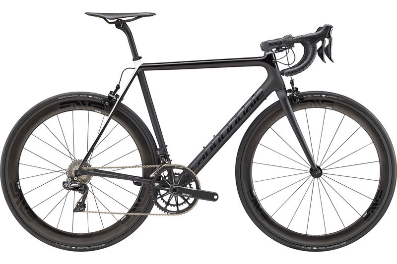 Cannondale SuperSix EVO Black Inc 2018