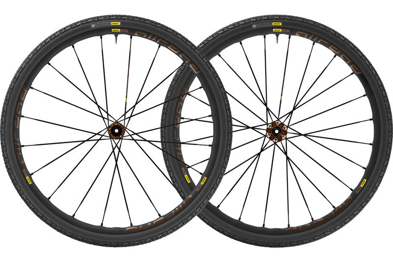 Mavic Allroad Pro Disc Centre Lock Clincher Wheelset 2020