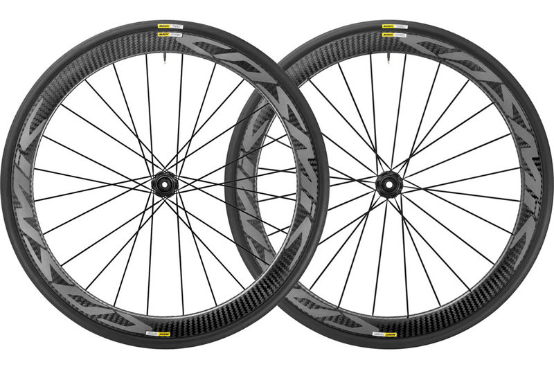 Mavic Cosmic Pro Carbon Clincher Disc Wheelset 2018