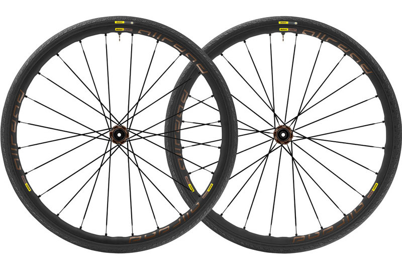 Mavic Allroad Elite UST Disc Wheelset 2018