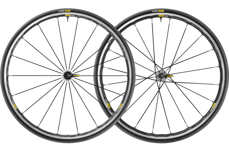Mavic Ksyrium Elite UST Clincher Wheelset 2019