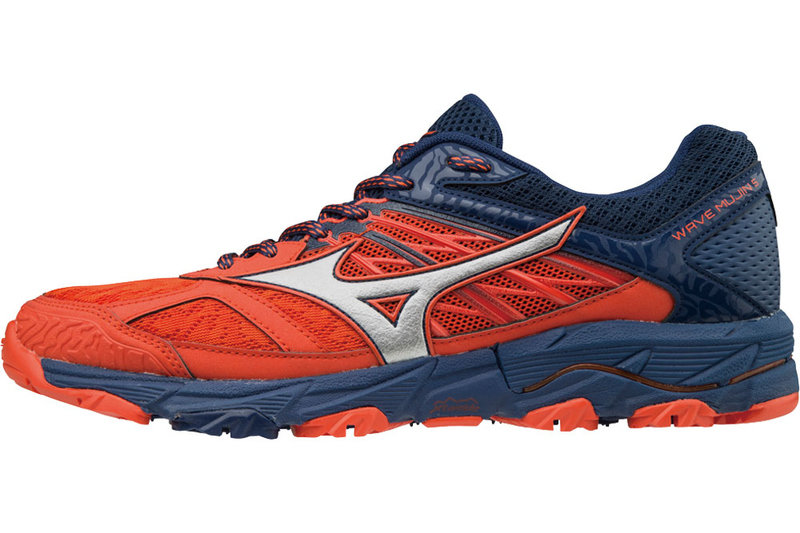 Mizuno Wave Mujin 5 Running Shoes