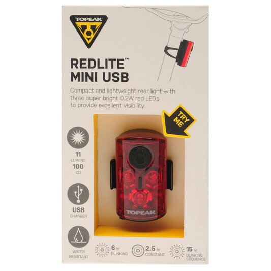 Red Lite Minin USB Light