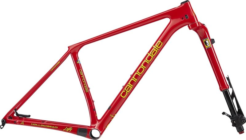 F-Si Limited Edition Throwback Saceo Frameset