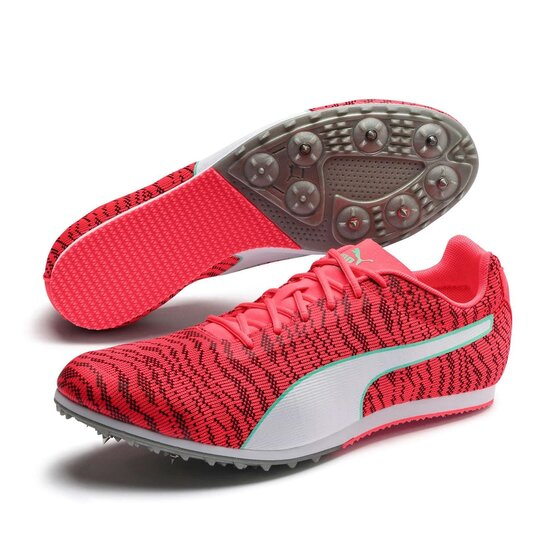 evoSpeed Star Ladies Spiked Track Running Shoes